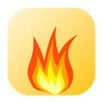 Wildfire Map Icon