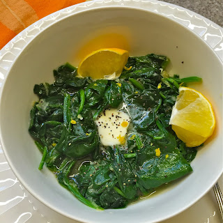 Sauteed Spinach With Garlic And Butter Recipes