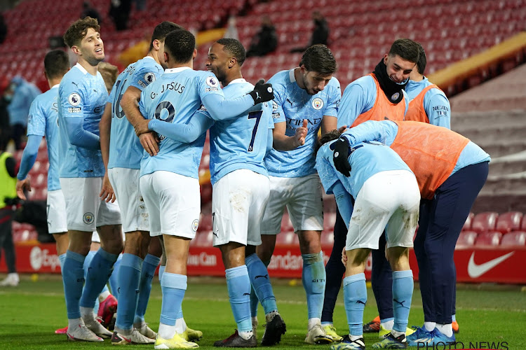 Inarrêtable, Manchester City a battu deux records