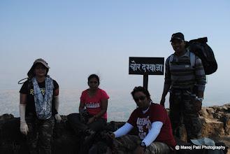 Photo: Sumi, Kanchan, Salil and Raman, at Chor......... ... Daravaja