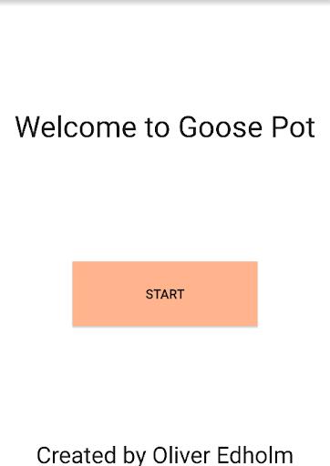Goose Pot