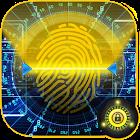Blocco Impronte Digitali Scherzo HD icon