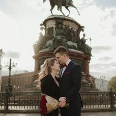 Wedding photographer Arina Miloserdova (MiloserdovaArin). Photo of 18.07.2017