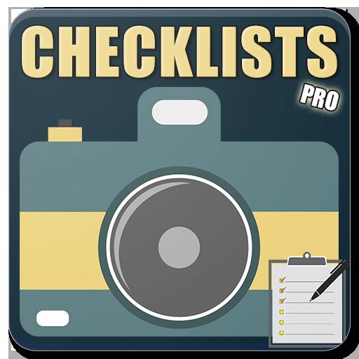 Photoshoot Checklists (PRO)