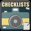 Photoshoot Checklists (PRO) icon