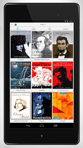 Free Books - 23,469 Classics Screenshot