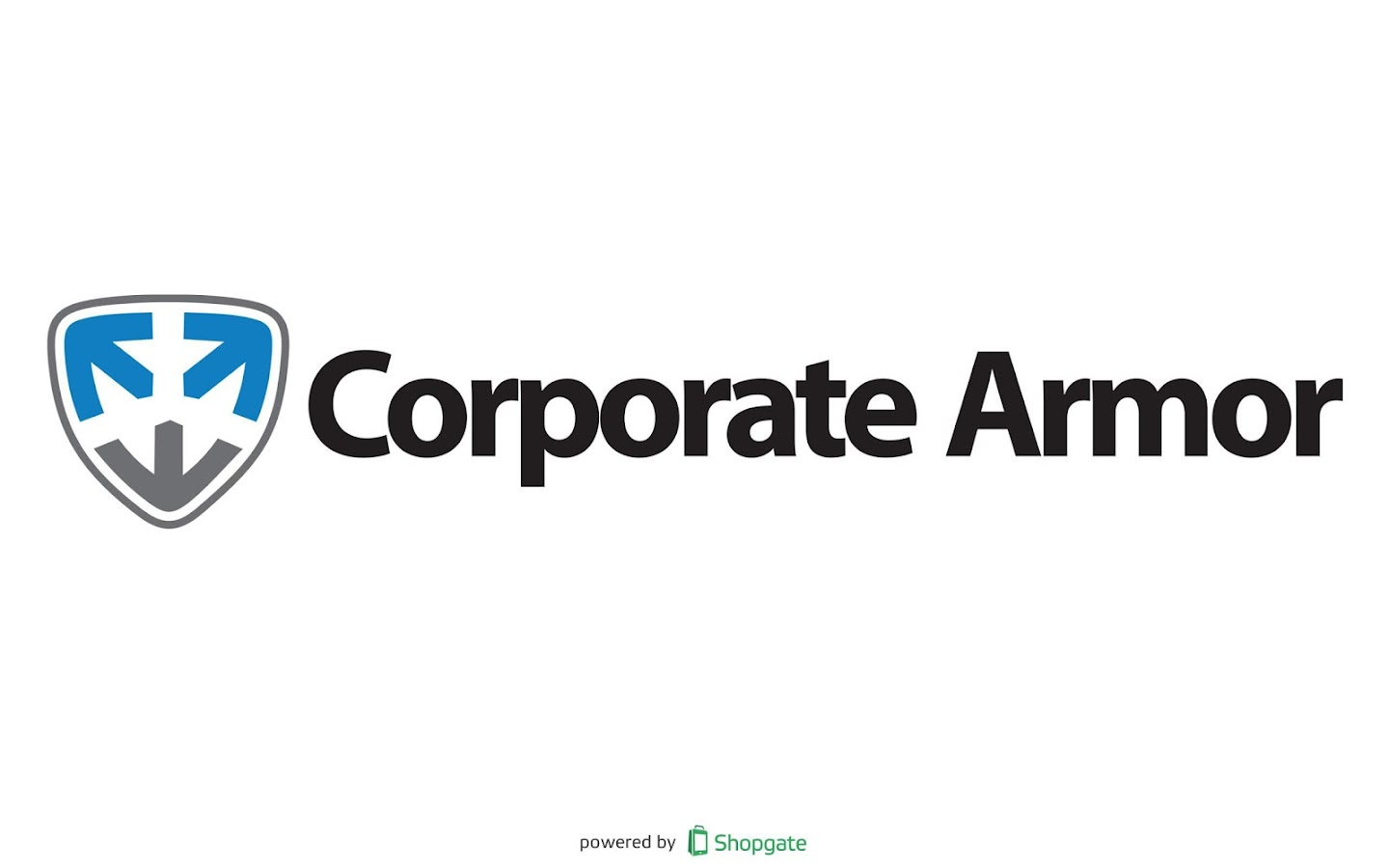 Corporate Armor Online Store- screenshot