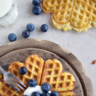 No Carb Waffles Recipes
