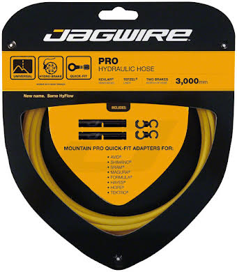 Jagwire Mountain Pro Disc Hose 3m Requires Mountain Pro Quick-Fit Kit alternate image 5