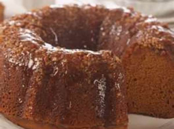 Pumpkin Rum Cake/bread Recipe