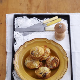 Sausage and Beer Muffins.