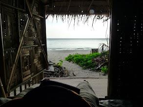 Photo: Ko Jum - Andaman beach, view from my small bamboo hut