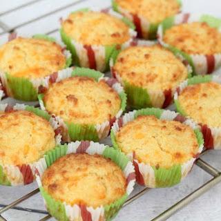 "Paleo ""Cornbread"" Muffins"