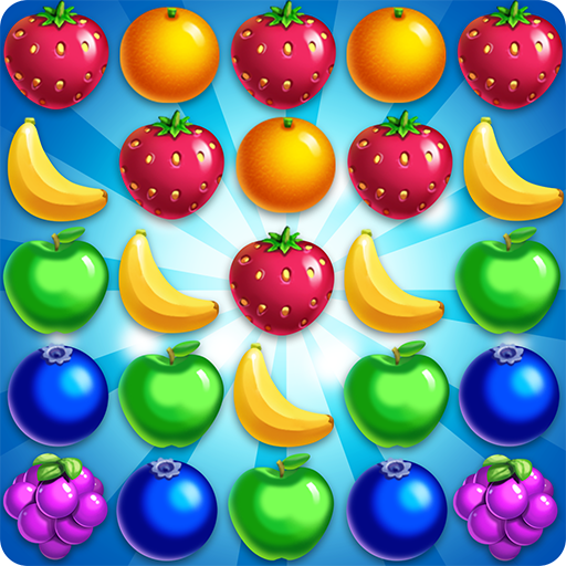 Fruits Mania : Elly's travel (game)
