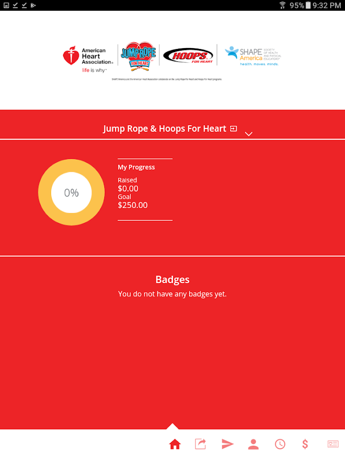 Jump/Hoops for Heart- screenshot