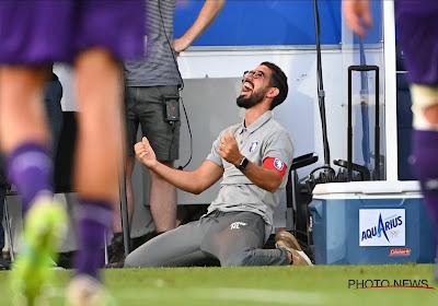 """20 matchen als hoofdcoach en nu al een trofee: """"Maar het beste moet nog komen"""""""