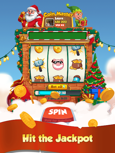 Download Coin Master MOD APK 10