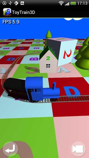 Toy Train 3D 2.1.24 Windows u7528 4