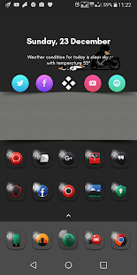 Glasso - Icon Pack Screenshot
