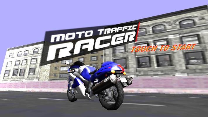 Moto Traffic Racer - screenshot