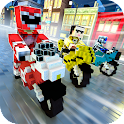 Blocky Superbikes Race Game icon