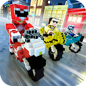 Blocky Superbikes Race Game - Motorcycle Challenge