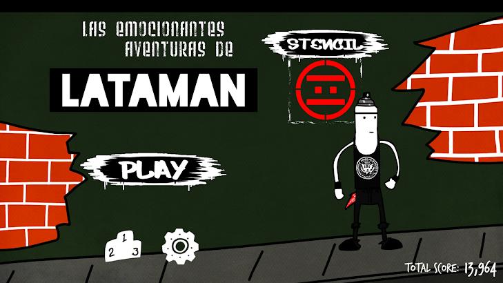 LATAMAN screenshot