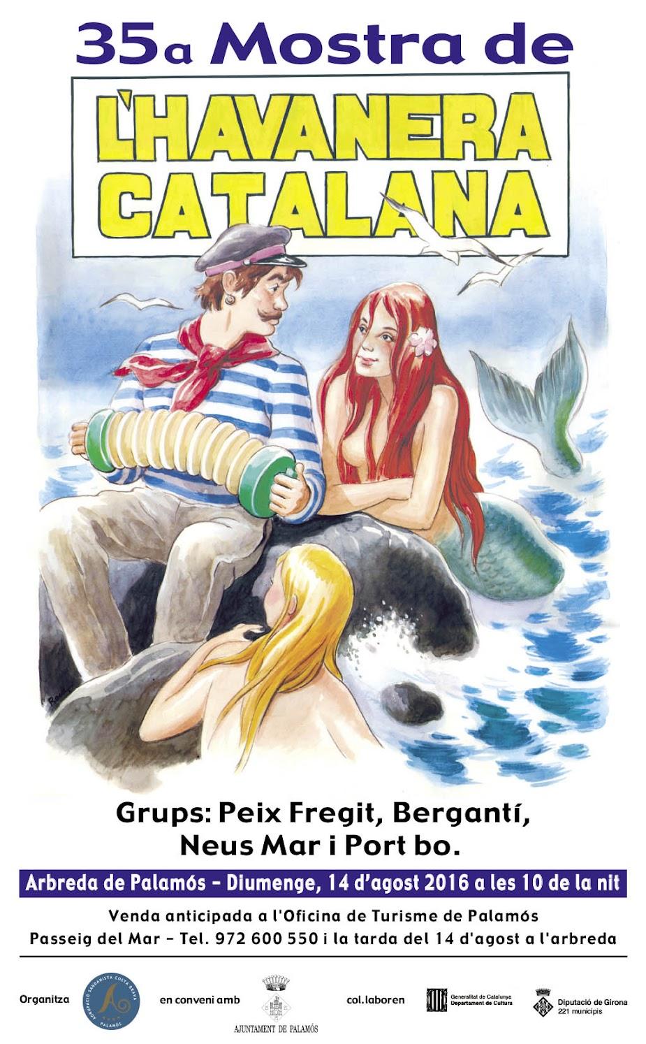 35a Mostra de l'Havanera Catalana