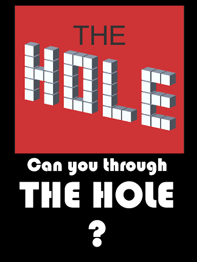 穴:新しいパズルアーケードゲーム