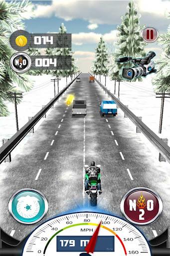 3Dオートバイバイクレースゲーム