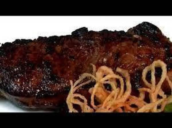 Bourbon Steak Recipe