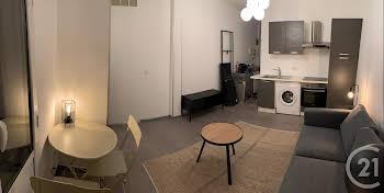 Appartement meublé 2 pièces 28,6 m2
