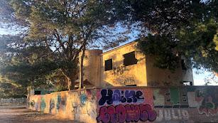 Vivienda que será demolida para dar paso a un nuevo edificio que será sede del Museo de la Vega.