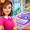 Supermarket Cashier Game: Fun Grocery Shopping file APK Free for PC, smart TV Download