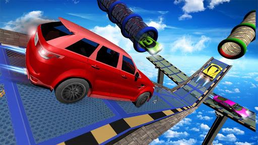 Impossible Tracks Car Stunts Racing: Stunts Games apktram screenshots 4
