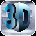 3D Art icon