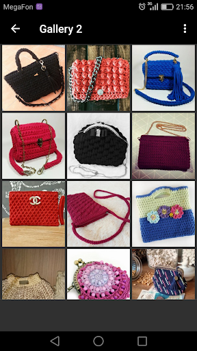 Crochet Purse 1.3.4 screenshots 2