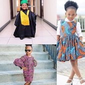Kids African Styles 2018