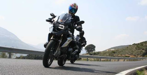Andalousie à moto