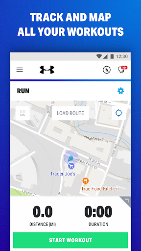 Map My Fitness Workout Trainer 19.14.0 screenshots 1