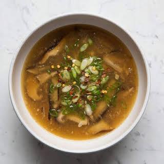 Detox Hot & Sour Soup.