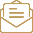 Stamp stuff mail icon