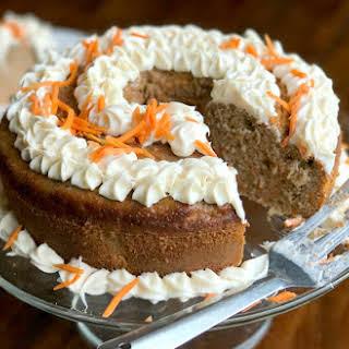 Easy Carrot Cake.