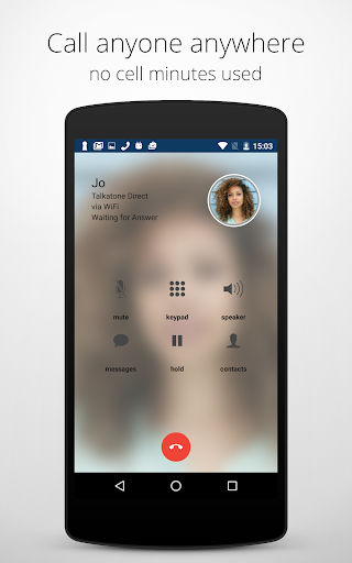 Talkatone: Free Texts, Calls & Phone Number 5.7.6 screenshots 1