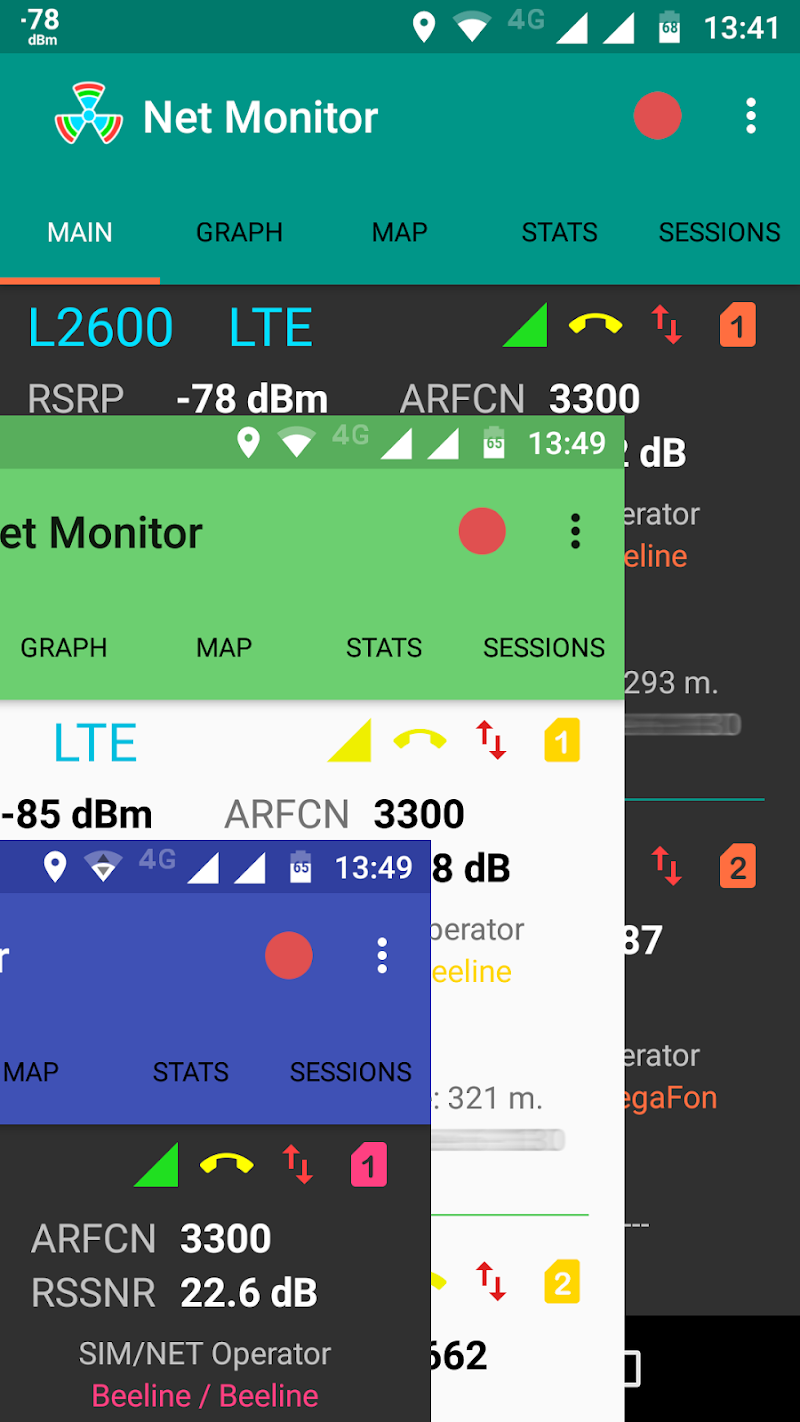 NetMonitor Pro Screenshot 3