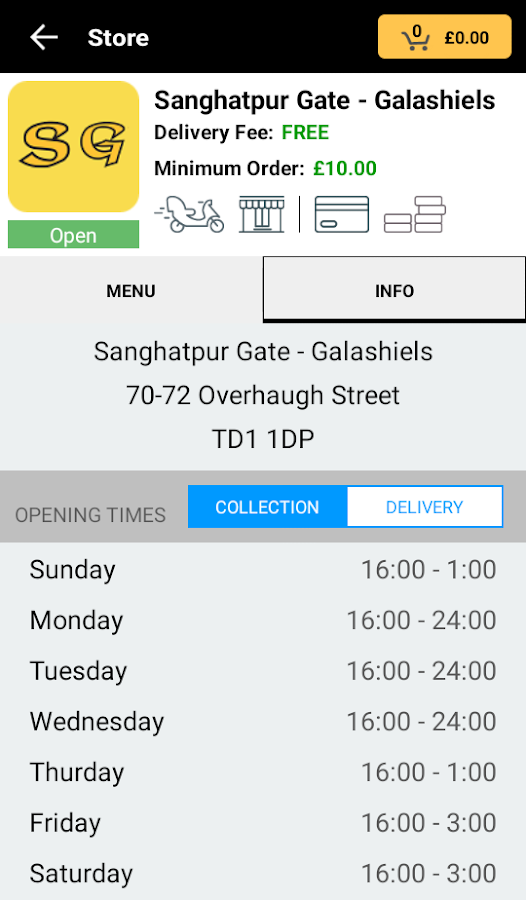Sanghatpur Gate- screenshot