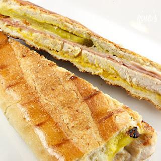 Skinny Turkey Cuban Sandwich Recipe