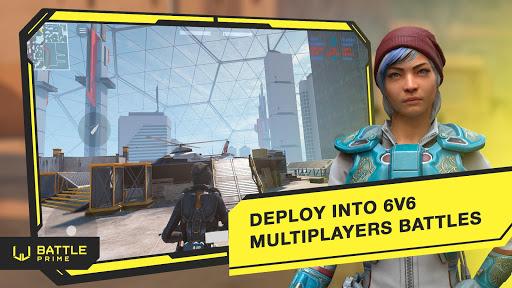 Battle Prime: Online Multiplayer Combat CS Shooter 5.0 Screenshots 5