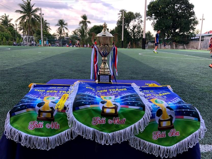 Giải bóng đá Cúp Sen Trắng năm 2019 – Liên đơn vị GĐPT tại Cam Lâm
