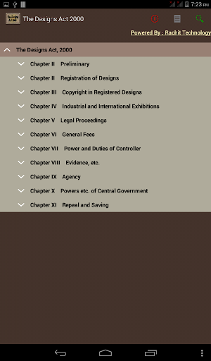 The Designs Act 2000